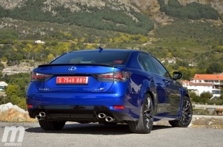 Fotos del Lexus GS F Foto 3