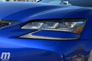 Fotos del Lexus GS F Foto 7
