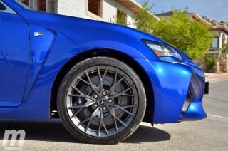 Fotos del Lexus GS F Foto 8