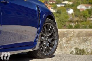 Fotos del Lexus GS F Foto 9
