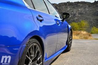 Fotos del Lexus GS F Foto 10