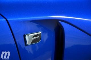Fotos del Lexus GS F Foto 11