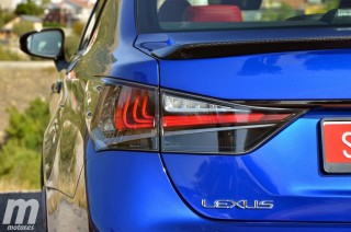 Fotos del Lexus GS F Foto 12