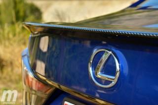 Fotos del Lexus GS F Foto 14