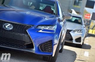 Fotos del Lexus GS F Foto 18