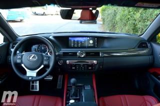 Fotos del Lexus GS F Foto 20