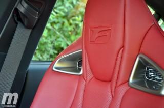 Fotos del Lexus GS F Foto 24