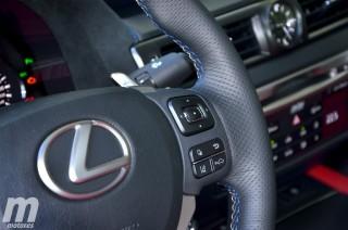 Fotos del Lexus GS F Foto 26