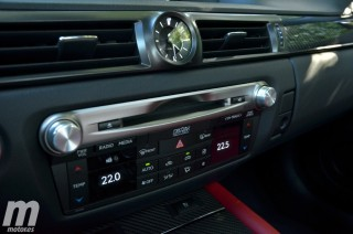 Fotos del Lexus GS F Foto 36