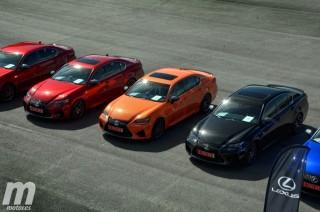 Fotos del Lexus GS F Foto 37