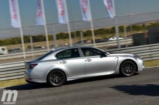Fotos del Lexus GS F Foto 38