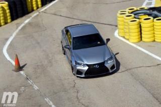 Fotos del Lexus GS F Foto 39