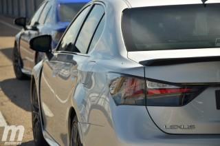 Fotos del Lexus GS F Foto 41