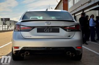 Fotos del Lexus GS F Foto 44