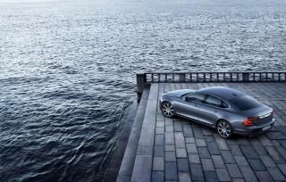 Foto 1 - Fotos del nuevo Volvo S90