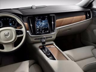 Foto 2 - Fotos del nuevo Volvo S90