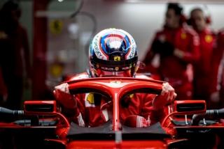 Foto 1 - Fotos día 1 test Barcelona F1 2018