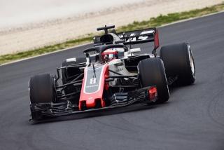 Fotos día 1 test Barcelona F1 2018 Foto 7