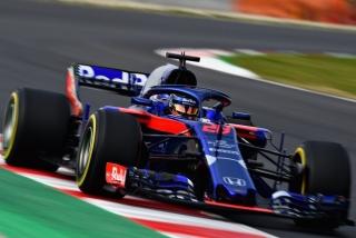 Fotos día 1 test Barcelona F1 2018 Foto 17