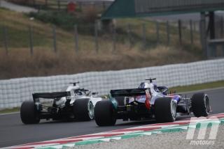 Fotos día 1 test Barcelona F1 2018 Foto 24