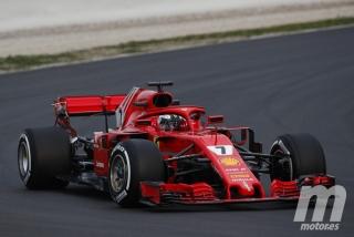 Fotos día 1 test Barcelona F1 2018 Foto 30