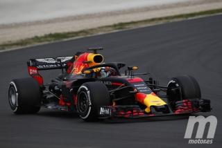 Fotos día 1 test Barcelona F1 2018 Foto 33