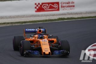 Fotos día 1 test Barcelona F1 2018 Foto 36