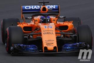 Fotos día 1 test Barcelona F1 2018 Foto 45