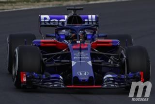 Fotos día 1 test Barcelona F1 2018 Foto 46
