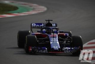 Fotos día 1 test Barcelona F1 2018 Foto 48