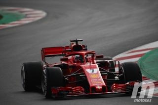 Fotos día 1 test Barcelona F1 2018 Foto 49