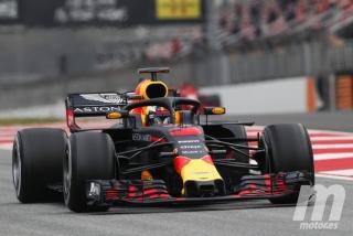 Fotos día 1 test Barcelona F1 2018 Foto 60