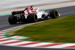 Fotos día 1 test Barcelona F1 2018 Foto 76