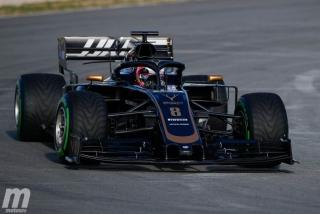 Fotos día 1 test Barcelona F1 2019