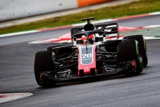 Fotos día 2 test Barcelona F1 2018 Foto 11