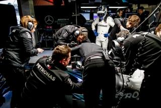 Fotos día 2 test Barcelona F1 2018 Foto 25