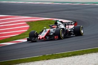 Fotos día 2 test Barcelona F1 2018 Foto 27