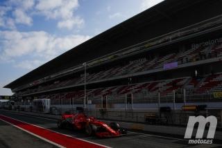 Fotos día 2 test Barcelona F1 2018 Foto 35