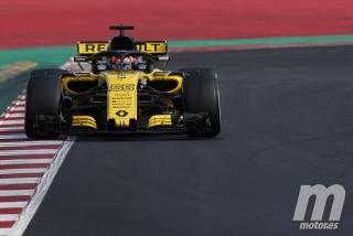 Fotos día 2 test Barcelona F1 2018 Foto 52