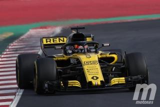 Fotos día 2 test Barcelona F1 2018 Foto 53