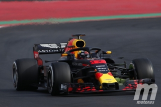 Fotos día 2 test Barcelona F1 2018 Foto 54