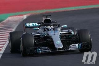 Fotos día 2 test Barcelona F1 2018 Foto 55