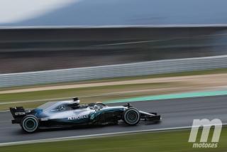 Fotos día 2 test Barcelona F1 2018 Foto 58