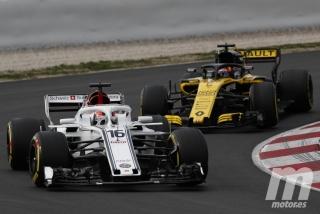 Fotos día 2 test Barcelona F1 2018 Foto 65