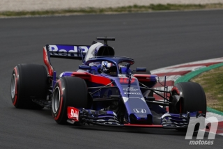 Fotos día 2 test Barcelona F1 2018 Foto 66