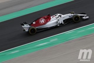 Fotos día 2 test Barcelona F1 2018 Foto 70