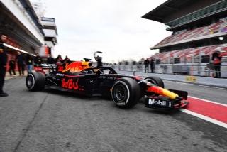 Fotos día 2 test Barcelona F1 2018 Foto 89