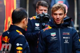 Fotos día 2 test Barcelona F1 2019
