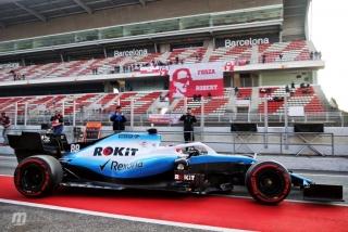 Fotos día 4 test Barcelona F1 2019
