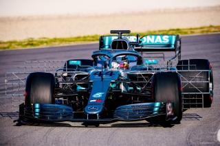 Fotos día 5 test Barcelona F1 2019